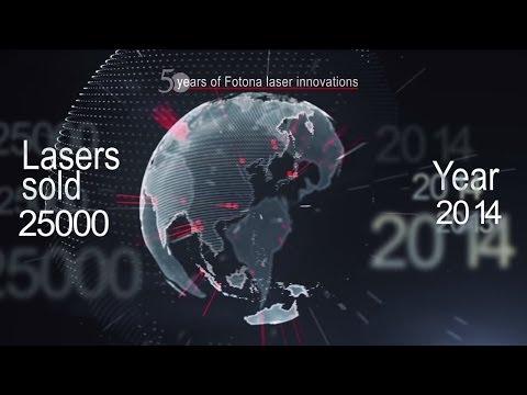 Fotona - 50 years of laser innovations