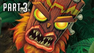 Crash Bandicoot N Sane Trilogy Gameplay Walkthrough Part 3 includes a Remastered Review, Single Player Campaign and Main Story Mission 2 of the Crash Bandicoot N Sane Trilogy Single Player Campaign for PS4 Pro. This Full Game Crash Bandicoot N Sane Trilogy Gameplay Walkthrough includes a Review, Main Missions, all Cutscenes, Coco and the Ending of the Single Player by theRadBrad. Subscribe: http://www.youtube.com/subscription_center?add_user=theRadBradTwitter: http://twitter.com//thaRadBradFacebook: http://www.facebook.com/theRadBradThe Crash Bandicoot N. Sane Trilogy is a platforming video game published by Activision, developed by Vicarious Visions, who have previously released Crash Bandicoot: The Huge Adventure, Crash Bandicoot 2: N-Tranced, Crash Nitro Kart, and Crash Bandicoot Purple: Ripto's Rampage, set to release exclusively for the PlayStation 4. The trilogy consists of remakes of the first three Crash Bandicoot games: Crash Bandicoot (1996), Crash Bandicoot 2: Cortex Strikes Back (1997), and Crash Bandicoot 3: Warped (1998). The remaster will contain a remastered soundtrack, re-recorded dialogue with high definition cutscenes, a unified save and menu system, along with time trials for all three games.Characters in Crash Bandicoot N Sane Trilogy include: Crash Bandicoot, Doctor Neo Cortex, Doctor Nitrus Brio, Aku Aku, Tawna Bandicoot, Papu Papu, Ripper Roo, Koala Kong, Pinstripe Potoroo, Coco Bandicoot, Polar, Komodo Brothers, Tiny Tiger, Doctor N. Gin, Uka Uka, Pura, Baby T, Dingodile, Doctor Nefarious Tropy, Fake Crash and Penta Penguin.