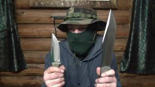 What's The Best Size Survival Knife - Tactical Show