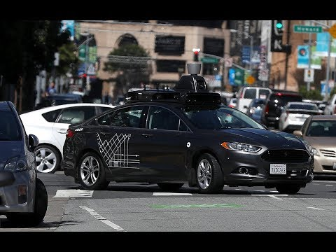 Uber To Sell Their Self-Driving Car Division?
