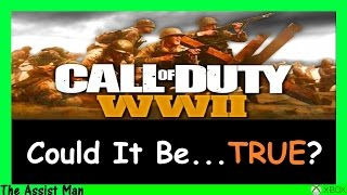 In this call of duty black ops 3 multiplayer gameplay i talk about the rumors and leaks that 2017 cod is called world war 2 or ww2.Find me on Twitter & Toss me a follow @ImTheAssistMan : https://twitter.com/imtheassistmanFind Me on Instagram & Toss me a follow @ImTheAssistMan : https://instagram.com/imtheassistmanMy Youtube Banner was designed by Twitter user @ITsWillDaThrll Hit Him up for graphics design.Intro Music: https://www.youtube.com/watch?v=A4U1Z2sZRqkThanks for taking your time to watch my videos.If you enjoyed them please leave a like, comment and subscribe for more content!I play tons of different games but mostly Call Of Duty.Some people call me a pro player but im just a guy playing video games trying to install some knowledge in to you jive turkeys ;) You wont find no Advanced Warfare & Ghosts Gameplays on my channel no more cause those games are whack! ;)Check my channel for reviews of games like titanfall, plants vs zombies, destiny, Diablo 3 , Clash Of Clans, e.t.c. I play it all!My channel has never been about the gameplays they are just there for you to watch its all about the commentarys!Tell your friends about me and help a brother out!!