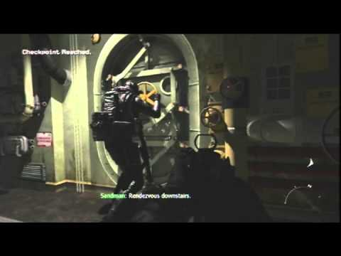 Watch Hunter Killer Part 1 - Recorded on the xbox 360. This is call of duty: modern warfare 3 on veteran diffiiculty campaign walkthrough. My channel is http://www.youtube.com/1stopwalkt...