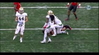 Darrin Moore vs Baylor (2012)