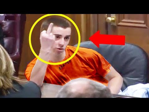 10 KILLERS Who Showed NO REMORSE in Court (видео)