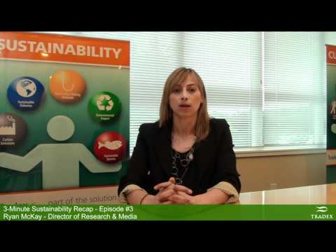 3-Minute Sustainability Recap EP03 – Responsible Pangasius Farming, Sustainable European Fisheries