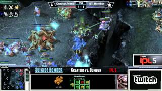 The top 5 plays from IPL5