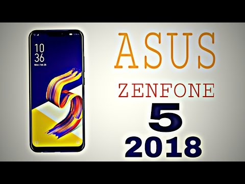 Asus Zenfone 5  2018 Full Specifications, Price, Release Date, Features, Review    4GB RAM