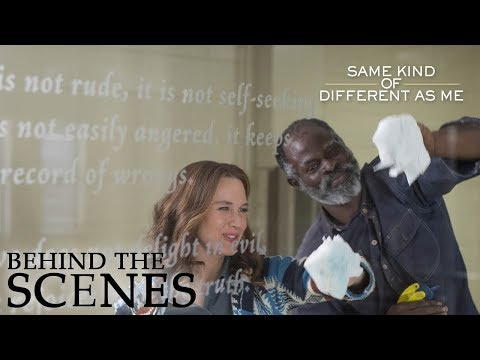 SAME KIND OF DIFFERENT AS ME | Official Behind The Scenes Featurette