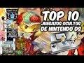 Top 10 Grandes Juegos Desconocidos De Nintendo Ds nds