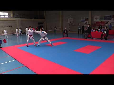 JDN Kumite Cadete_Juvenil Huarte 061019 Video 5