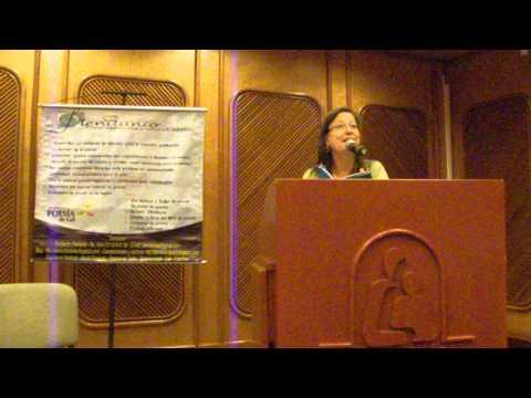 Encuentro PLENILUNIO No. 120. Oct. 4, 2014. María Teresa León lee sus poemas (видео)