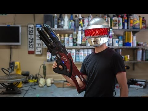props - While we were in Atlanta for Dragon*Con, we stopped by the workshop of Harrison Krix, who makes replica props as Volpin Props. Harrison shares the story of h...