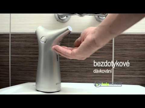 Nový dávkovač mýdla Helpmation V476