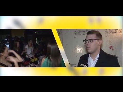 U Korak sa Slobodanom Vasićem (TV Grand 22. mart)