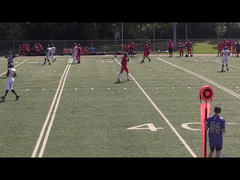 LFS12 Semaine 8: Mustangs vs Bulldogs (21 septembre 2019)