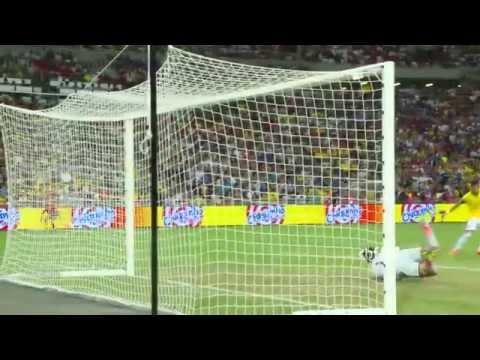 Brasil vence Jap�o com 4 gols de Neymar!