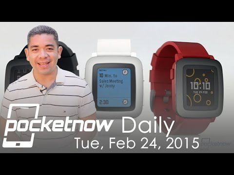 Galaxy S6 Edge final name, Pebble Time, HTC One M9 videos & more – Pocketnow Daily