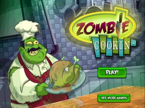 Zombie Cookin' - IPad 2 - HD Gameplay Trailer