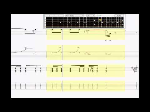 Jimi Hendrix All Along the Watchtower Guitar Tab