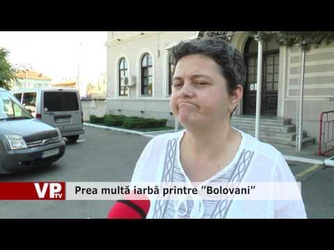 """Prea multă iarbă printre """"Bolovani"""""""