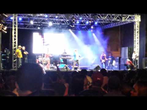 Show banda Luxuria Novo Oriente de Minas Fest Julho 2014