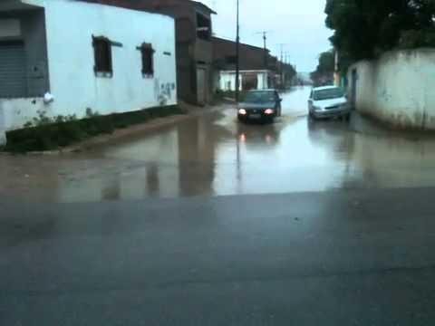 Rua da Escola Esmeralda em Vila Rica, Rio Largo, AL. 1