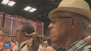 The leading tobacco companies of China and Cuba signed a letter of intent on Sunday to work together to promote the cigar and...