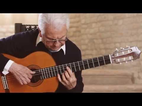 Chitarra classica   Diego Venosta - Giochi proibiti - Romanza anonima