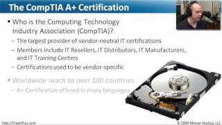 Professor Messer's Free CompTIA A+ Training Course Overview - Part 2 of 3 - CompTIA A+ 220-70x
