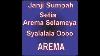 Video JANJI SUMPAH SETIA AREMANIA MP3, 3GP, MP4, WEBM, AVI, FLV November 2018