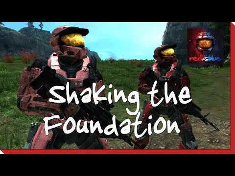 Season 9, Episode 8 - Shaking the Foundation | Red vs. Blue