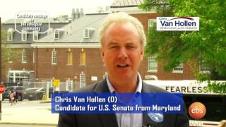 EBS COMMUNITY CONVERSATIONS SERIES  - Van Hollen for Senate