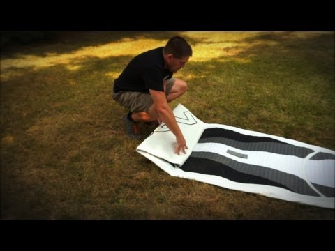 Quick Tips: How to Fold a SUP Board