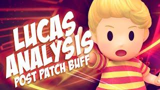 Lucas Analysis Post Patch Buff – Smash Bros Wii U