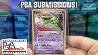 Pokémon Cards - Gold Star & Shining Pokemon Card PSA Submissions! by The Pokémon Evolutionaries