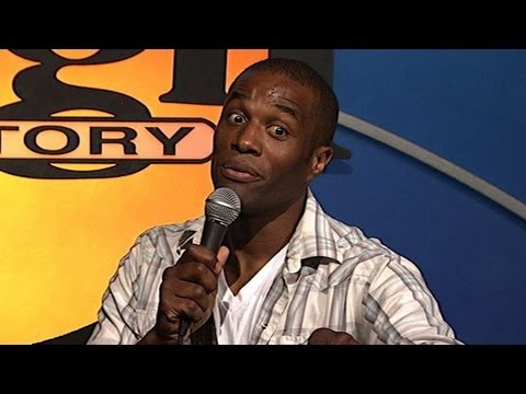 Chris James - Black British Accent Stand Up Comedy