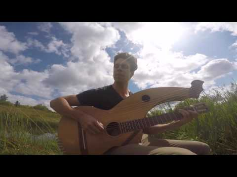 , title : 'Can't Help Falling In Love - Elvis - Harp Guitar Cover - Jamie Dupuis'