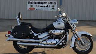 10. $3,299:  2007 Suzuki Boulevard C50   For Sale!