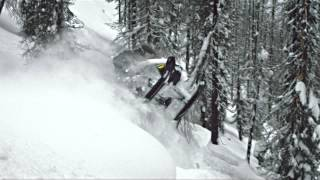 6. 2014 Ski-Doo Summit and Freeride