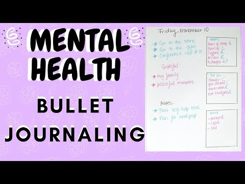THERAPY WITH ME: REALISTIC BULLET JOURNALING FOR MENTAL HEALTH 2017
