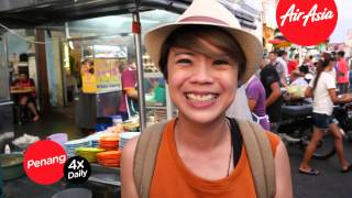 Video Trip to Penang with Ivy : Foodie Hunt with AirAsia MP3, 3GP, MP4, WEBM, AVI, FLV Juni 2018