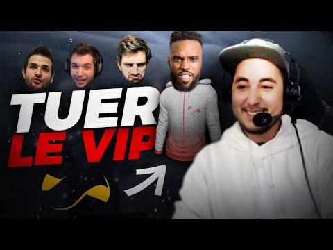 TUER LE VIP CHEZ LESTREAM ► H1Z1 🏆 (видео)