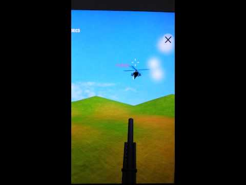 Video of Aircraft Shooter