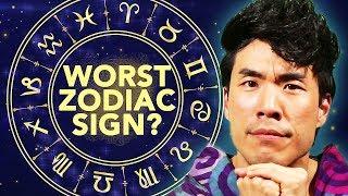 Video Eugene Ranks Every Astrological Sign From Best To Worst MP3, 3GP, MP4, WEBM, AVI, FLV Juni 2019