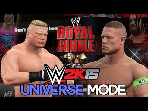 WWE 2K15 Universe Mode - Ep 6 - \