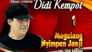 DIDI KEMPOT- MAGELANG NYIMPEN JANJI-ALBUM CAMPURSARI TERBARU Video
