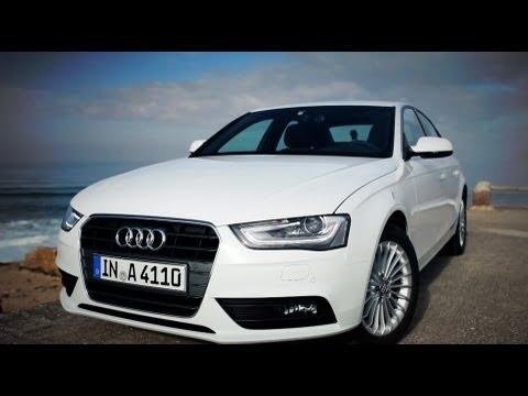 Audi A4 Тест-драйв Audi A4 FL 2012  // АвтоВести 33