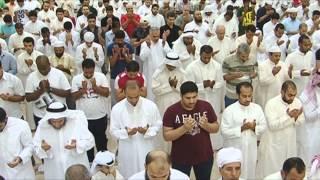 Shejh Kutejbe al-Zuvejd, dua në xhaminë Faris, 29 Ramazan 1433h, Kuvajt
