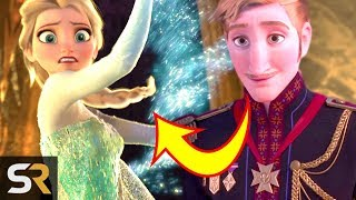 Video Frozen Theory: Where Did Elsa's Powers Come From? MP3, 3GP, MP4, WEBM, AVI, FLV Juni 2019