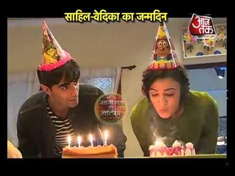 Aapke Aa Jaane Se: Vedika & Sahil Celebrate BIRTHD